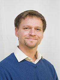 Daniel Gullickson : Advertising executive